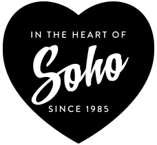 Gerry's Heart of Soho