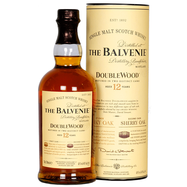 Picture of Balvenie Malt 12yr  Doublewood, 70cl