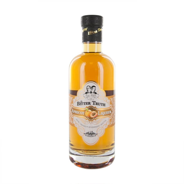 Picture of Bitter Truth Apricot Brandy, 50cl