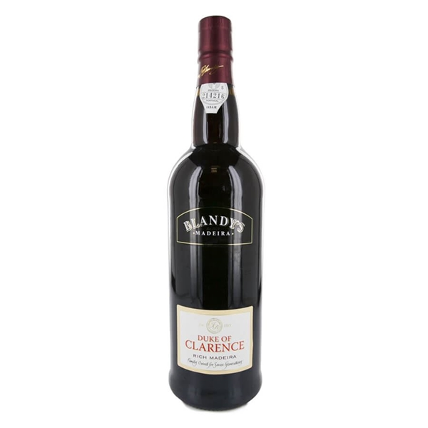 Picture of Blandys Duke of Clarence Madeira, 75cl