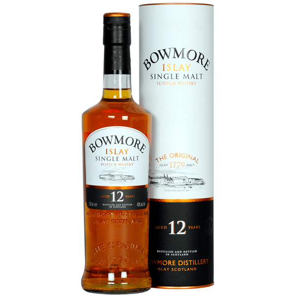 Picture of Bowmore 12yr Islay, 70cl