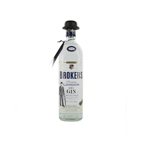 Picture of Brokers Gin, 70cl