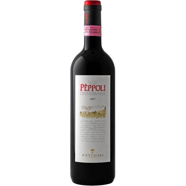 Picture of Chianti Classico Peppoli Antinori, 75cl