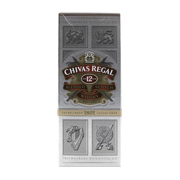 Picture of Chivas Regal 12yr, 70cl
