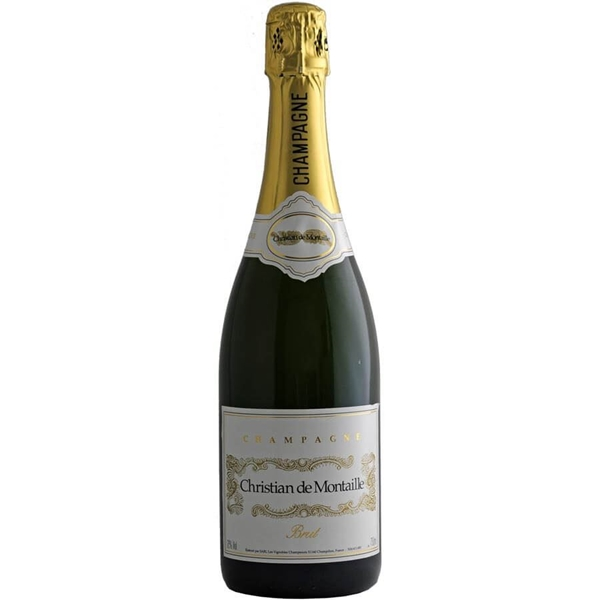 Picture of Christian de Montaille NV, 75cl