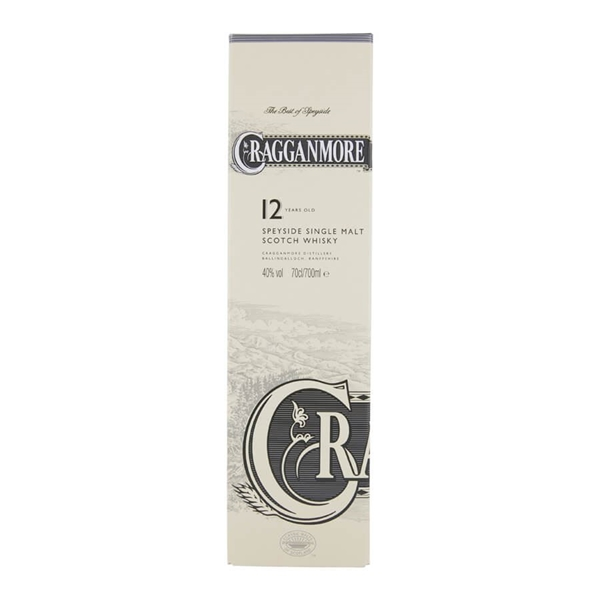 Picture of Cragganmore 12yr, 70cl