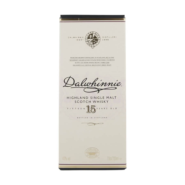 Picture of Dalwhinnie 15yr, 70cl