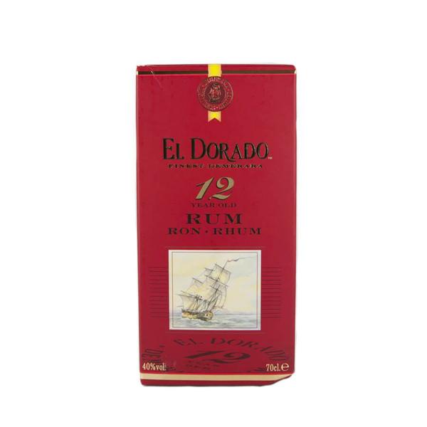 Picture of El Dorado 12yr, 70cl