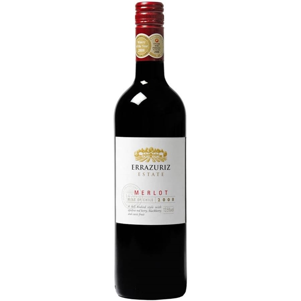 Picture of Errazuriz Merlot, 75cl