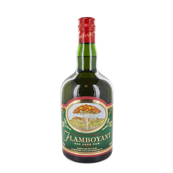 Picture of Flamboyant Oak Aged Agricole, 70cl