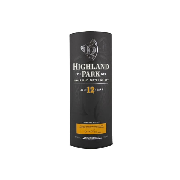 Picture of Highland Park 12yr, 70cl