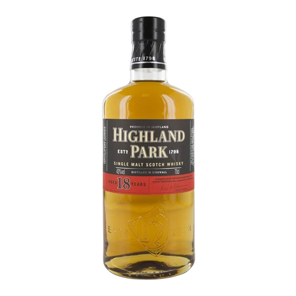 Picture of Highland Park 18yr, 70cl