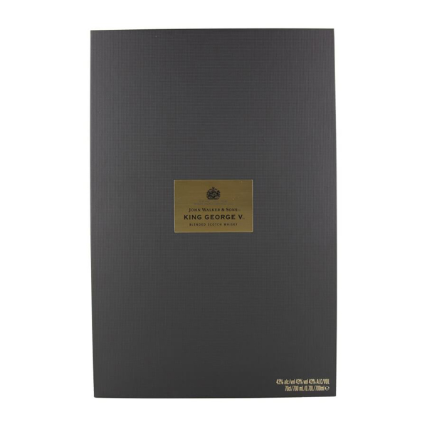 Picture of Johnnie Walker Blue King George, 70cl