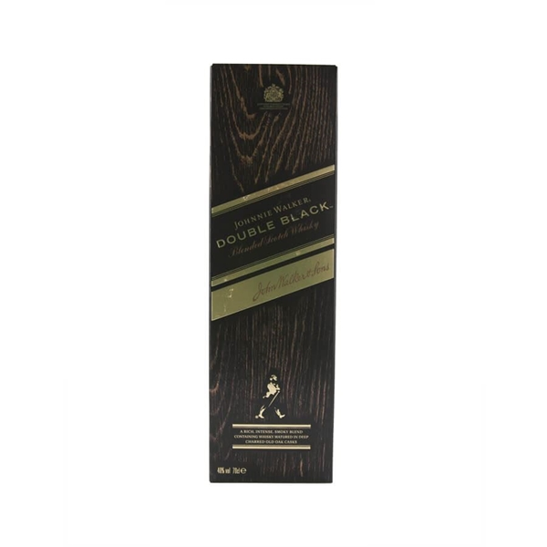 Picture of Johnnie Walker Double Black, 70cl