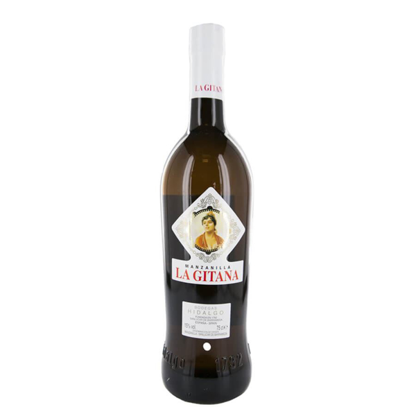 Picture of La Gitana Manzanilla Fino, 75cl