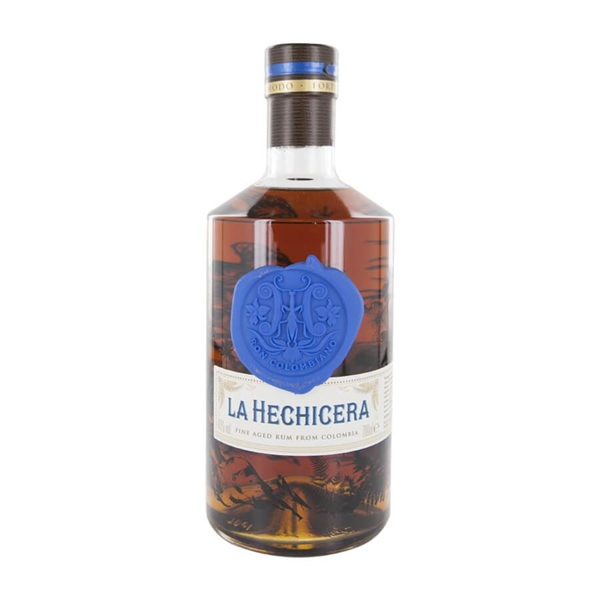 Picture of La Hechicera Rum , 70cl