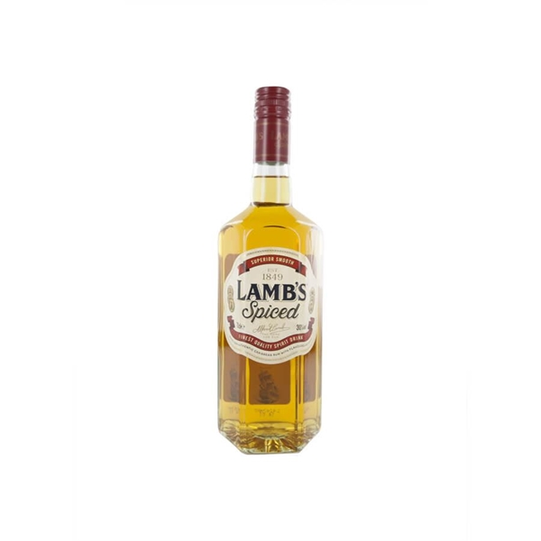Picture of Lambs Spiced , 70cl