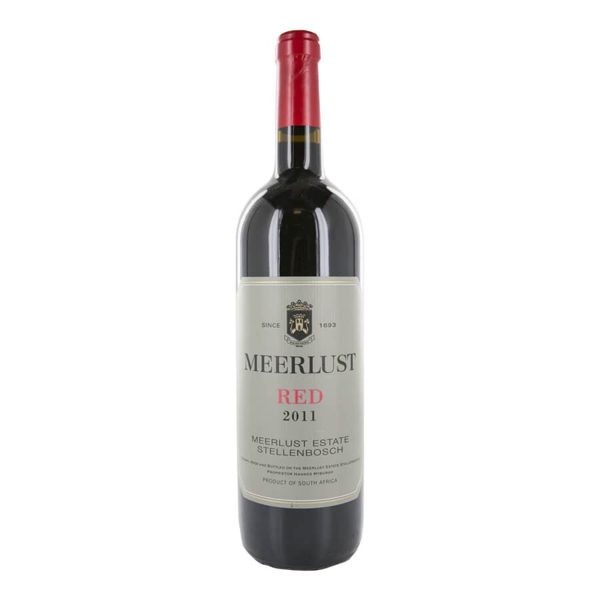 Picture of Meerlust Red Cabernet Sauvignon / Merlot, 75cl