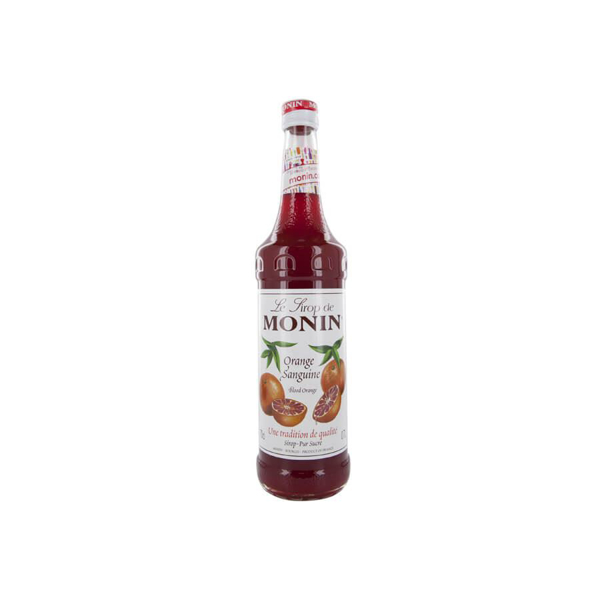 Picture of Monin Blood Orange Syrup , 70cl