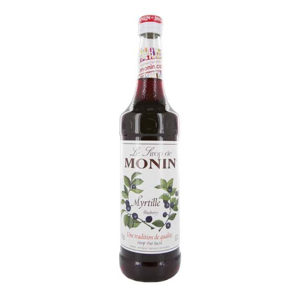 Picture of Monin Blueberry Syrup , 70cl