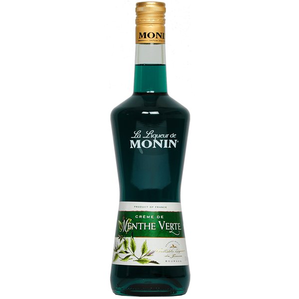 Picture of Monin Creme de Menthe Green, 70cl