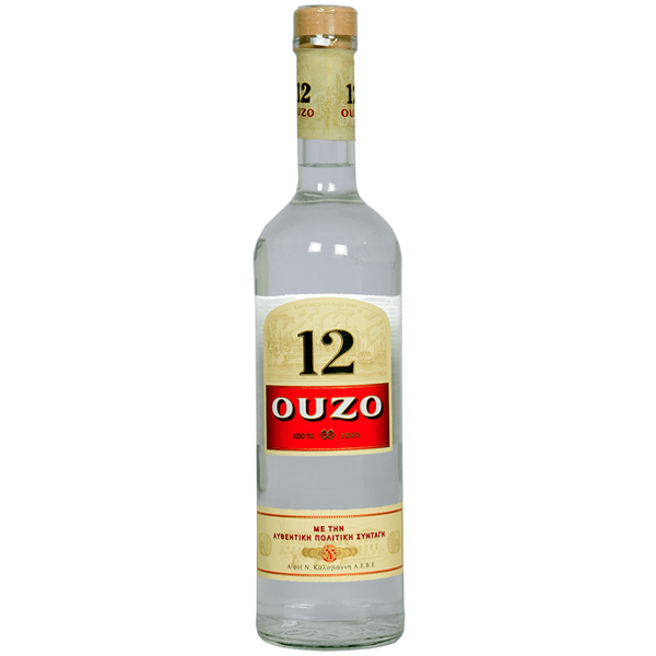 Picture of Ouzo 12, 70cl