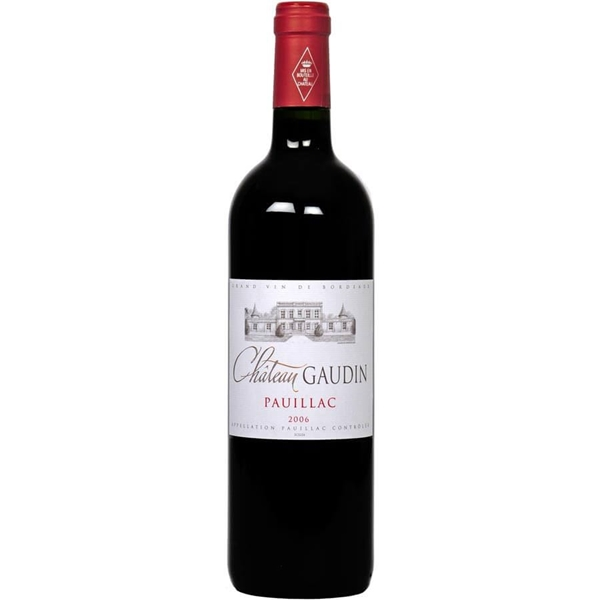 Picture of Pauillac Château Gaudin, 75cl