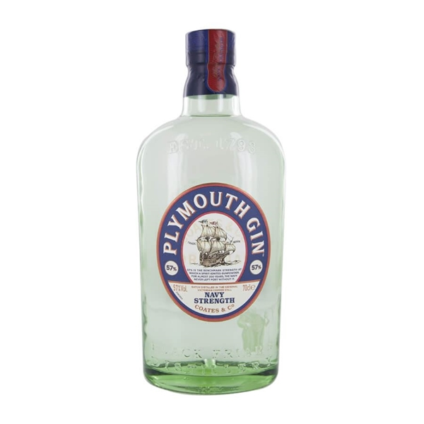 Picture of Plymouth  Navy Strength, 70cl