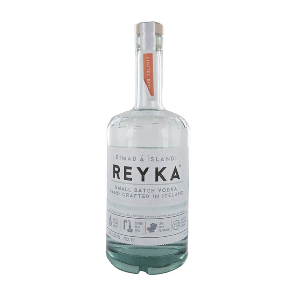 Picture of Reyka Iceland Vodka, 70cl