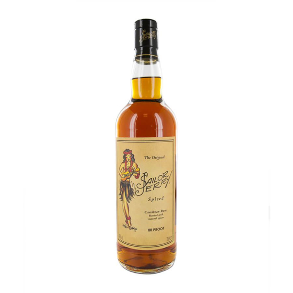 Picture of Sailor Jerry Spiced, 70cl