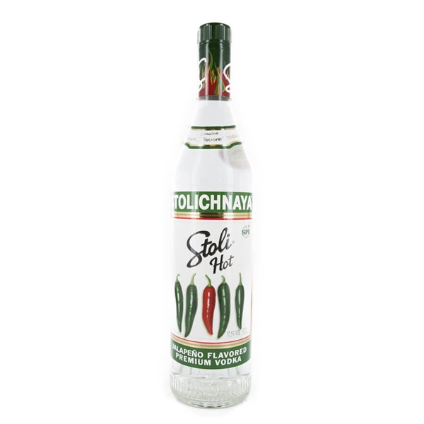 Picture of Stolichnaya Hot Chile, 70cl