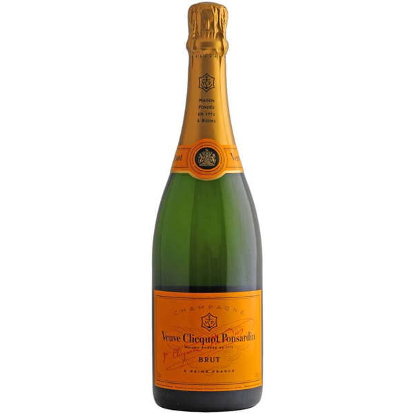 Picture of Veuve Clicquot Yellow  NV , 75cl