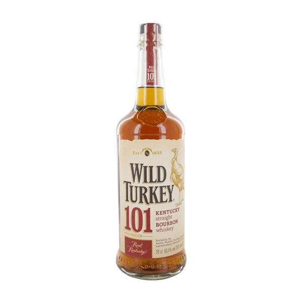 Picture of Wild Turkey 101, 70cl