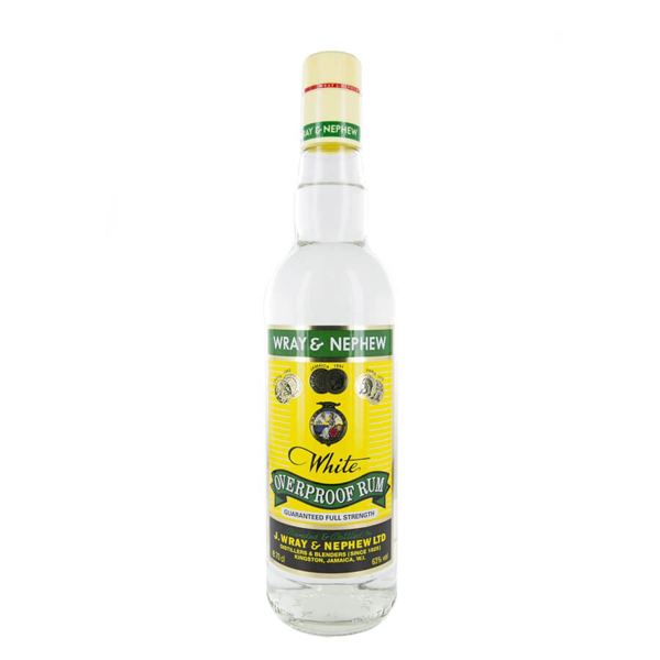 Picture of Wray & Nephew Overproof, 70cl