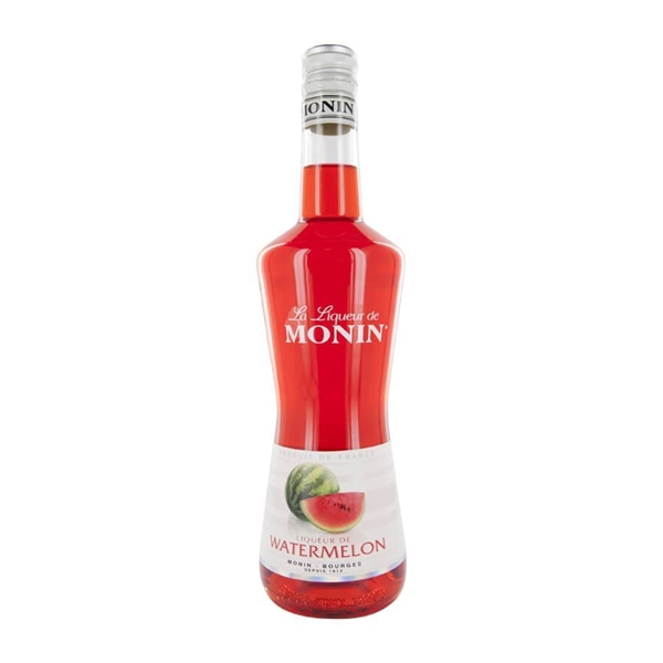 Picture of Monin Watermelon Liqueur, 70cl