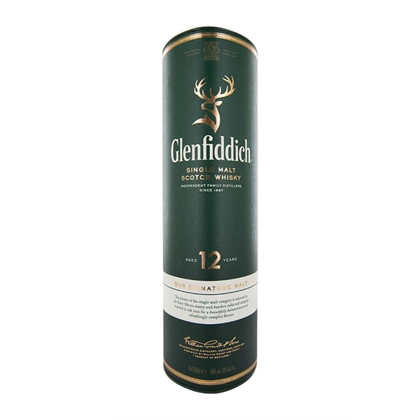 Picture of Glenfiddich 12yr, 70cl