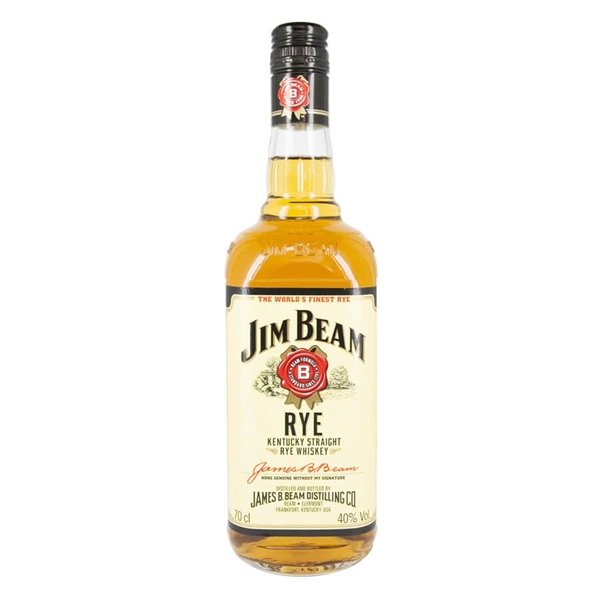 Picture of Jim Beam Rye, 70cl