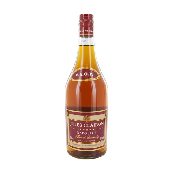 Picture of Jules Clairon House Brandy, 70cl * brand may vary.