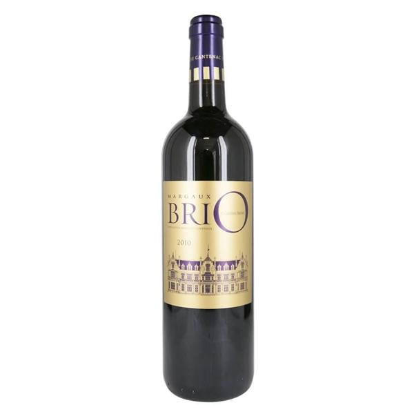 Picture of Brio de Cantenac Brown Margaux , 75cl