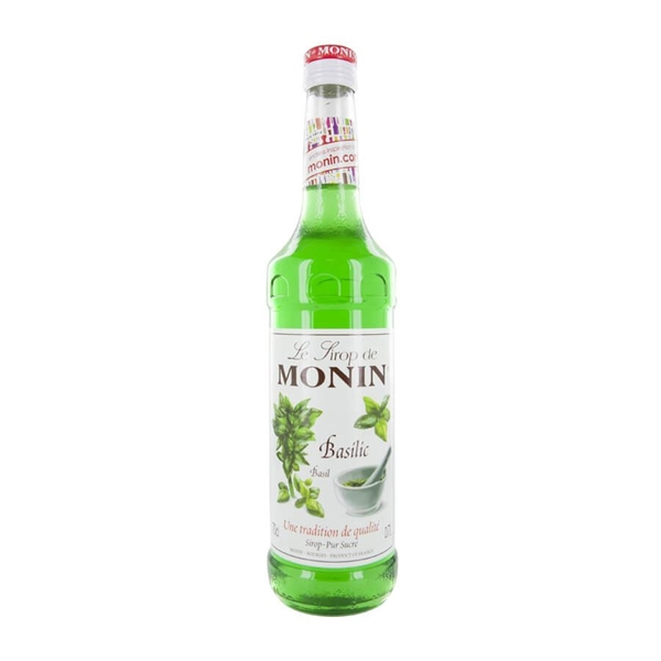 Picture of Monin Basil Syrup, 70cl