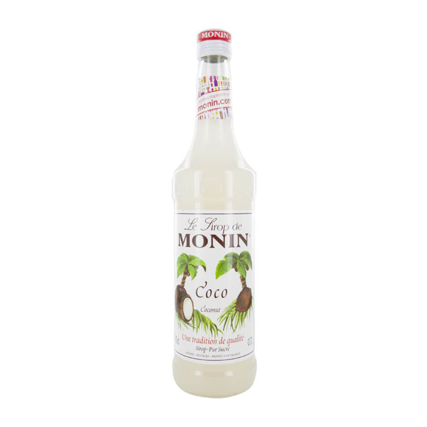 Picture of Monin Coconut Syrup, 70cl