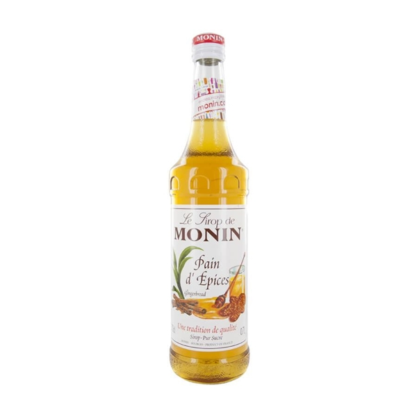 Picture of Monin Gingerbread Syrup, 70cl