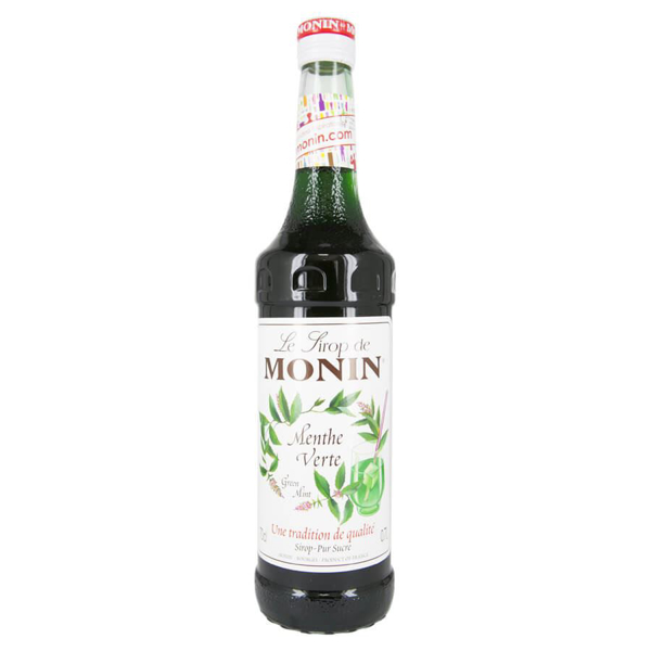 Picture of Monin Green Mint Syrup , 70cl