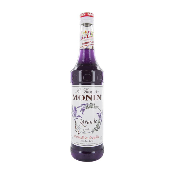 Picture of Monin Lavender Syrup, 70cl