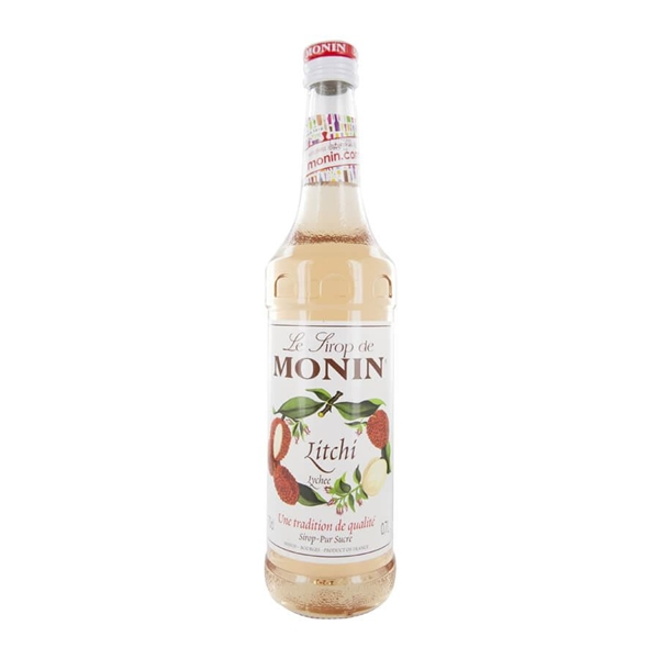 Picture of Monin Lychee Syrup, 70cl
