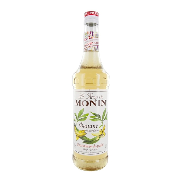 Picture of Monin Yellow Banana, 70cl