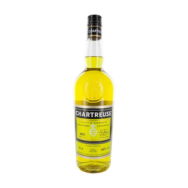 Picture of Yellow Chartreuse, 70cl