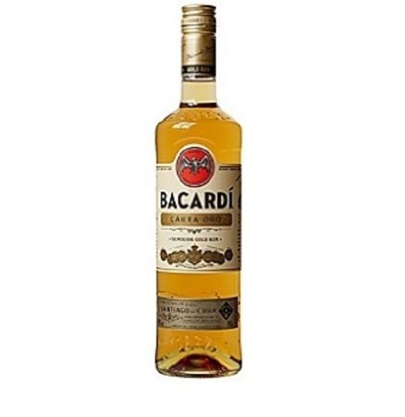 Picture of Bacardi Oro Gold, 70cl
