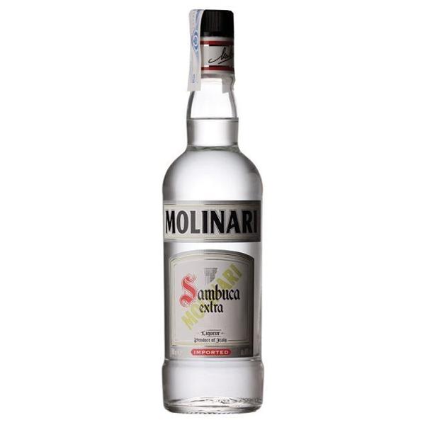 Picture of Molinari Extra White Sambuca, 70cl