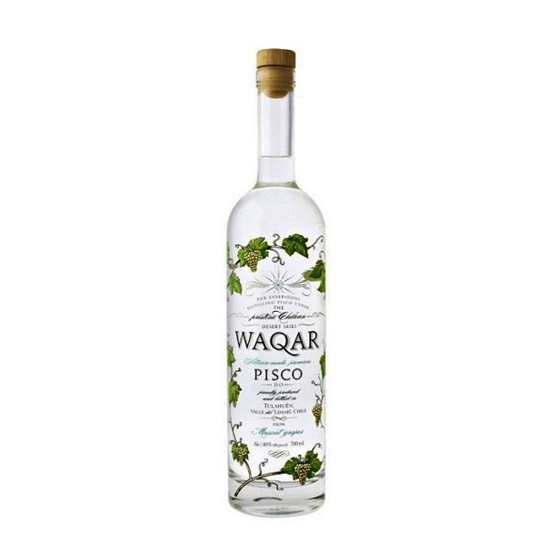 Picture of Waqar Pisco Chile, 70cl